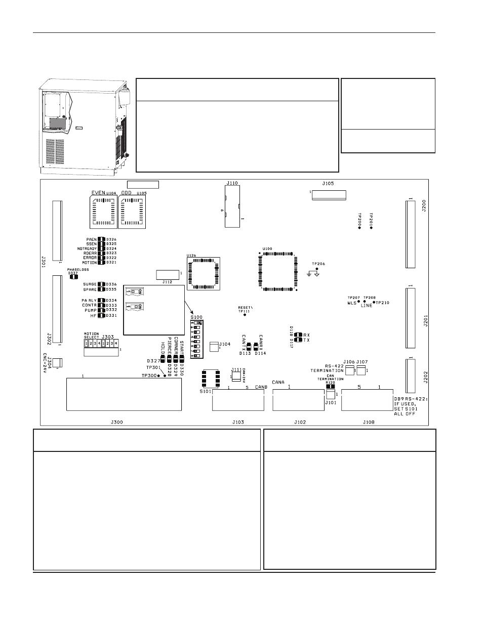 Контрольная плата источника тока pcb Поиск и устранение  background image