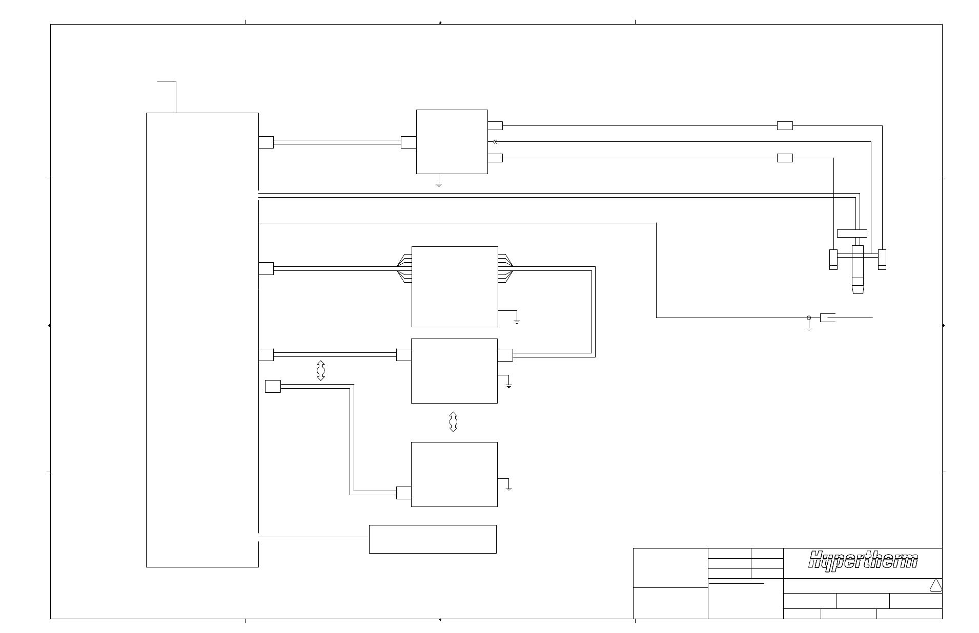 Max200 Wiring Diagrams  Elec  Gas Schem  Max200  Interface
