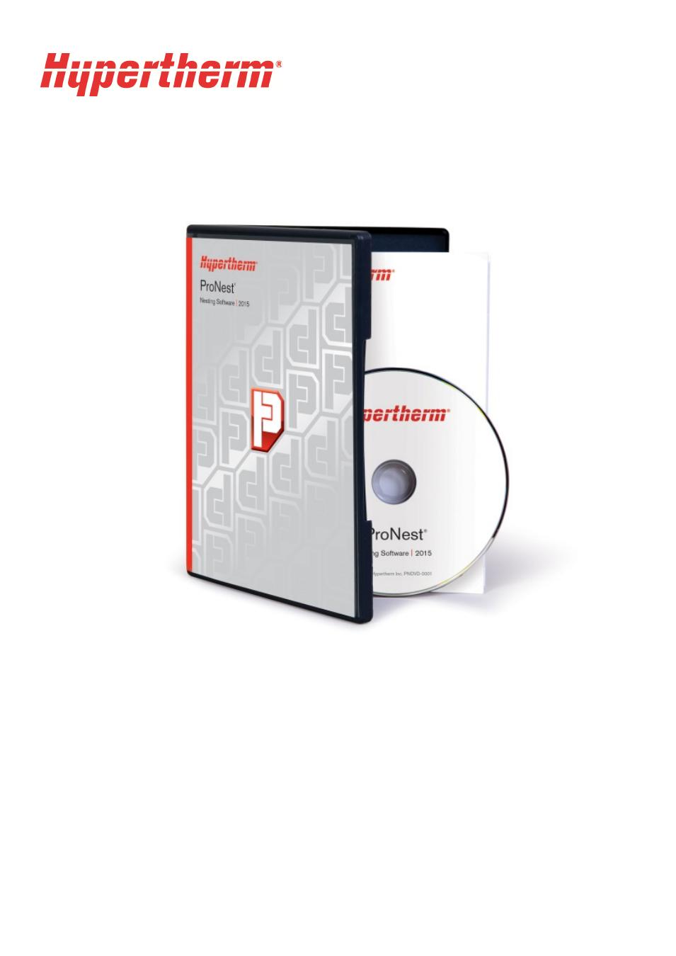 hypertherm pronest 2015 manual