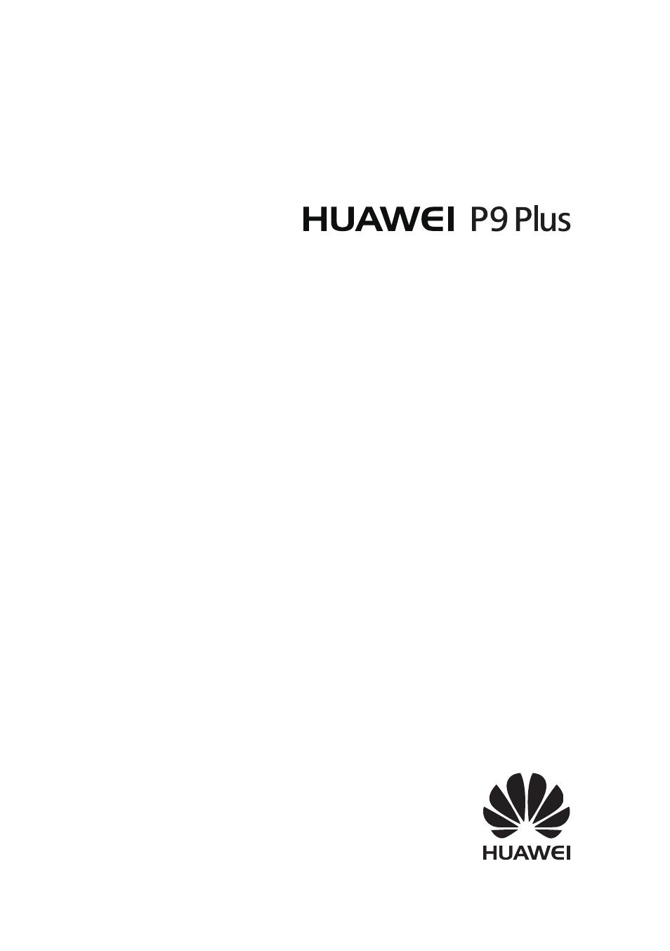 Смартфон huawei p9.