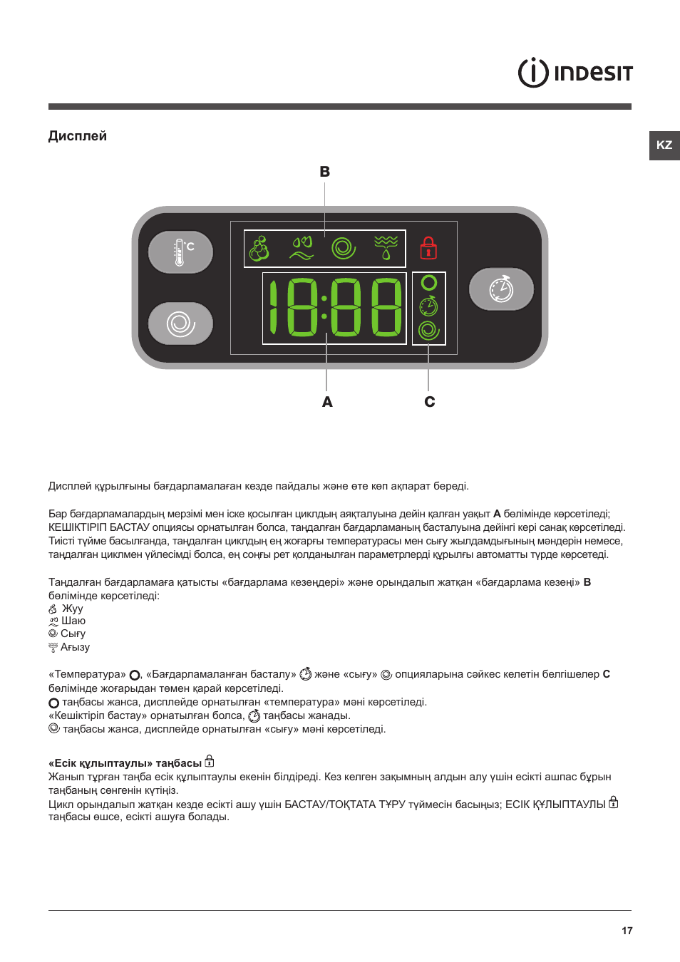 indesit iwe 6105 и инструкция
