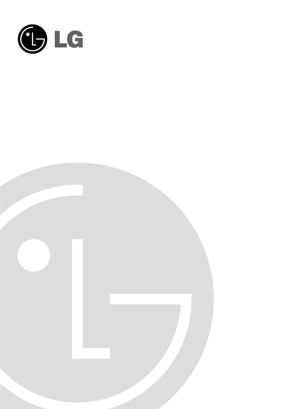 Инструкция LG Wd 10130n - картинка 2