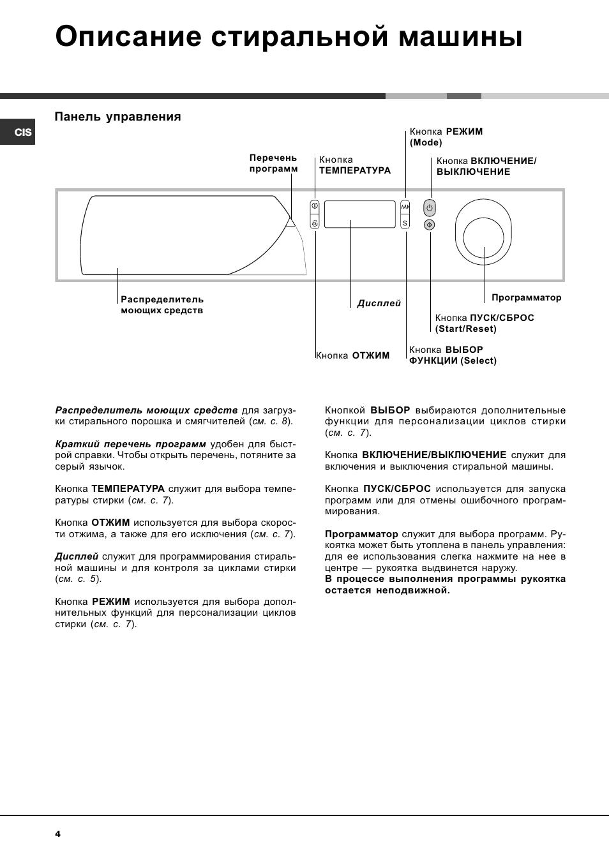 ariston avsd 107 инструкция по ремонту