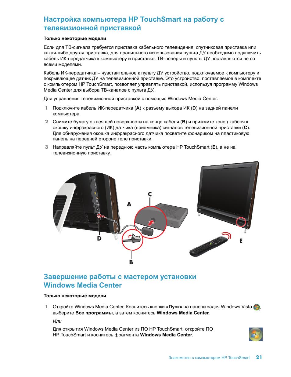 инструкции телевизионных тюнеров