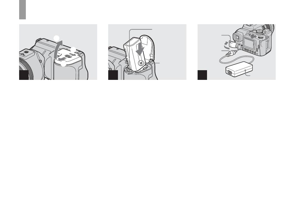 Фотоаппарат Sony Dsc-f828 инструкция