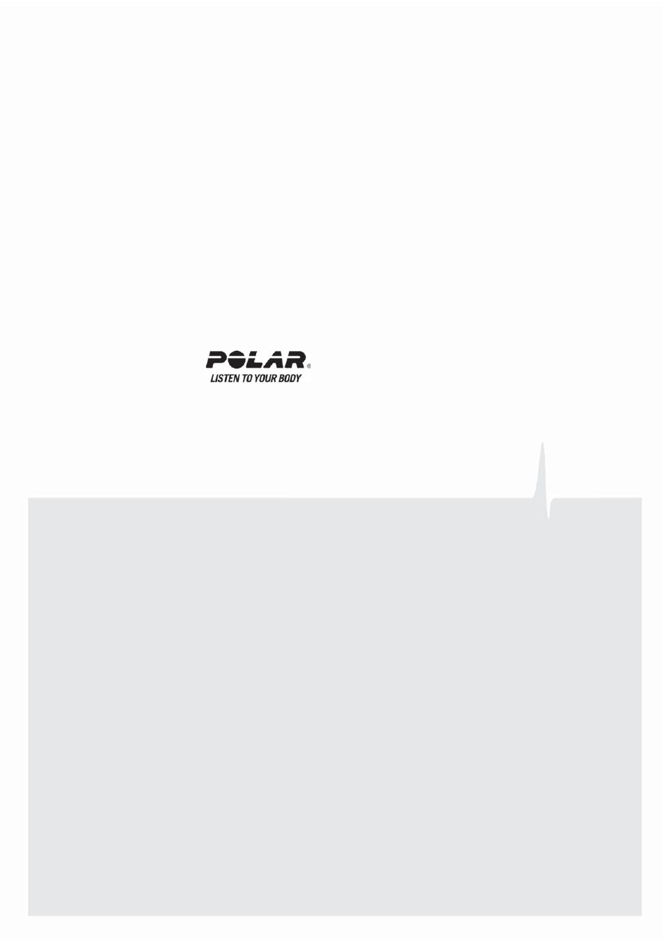 Polar Rs 800 Инструкция На Русском
