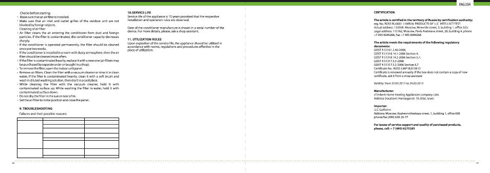 инструкция по эксплуатации кондиционера hisense 7