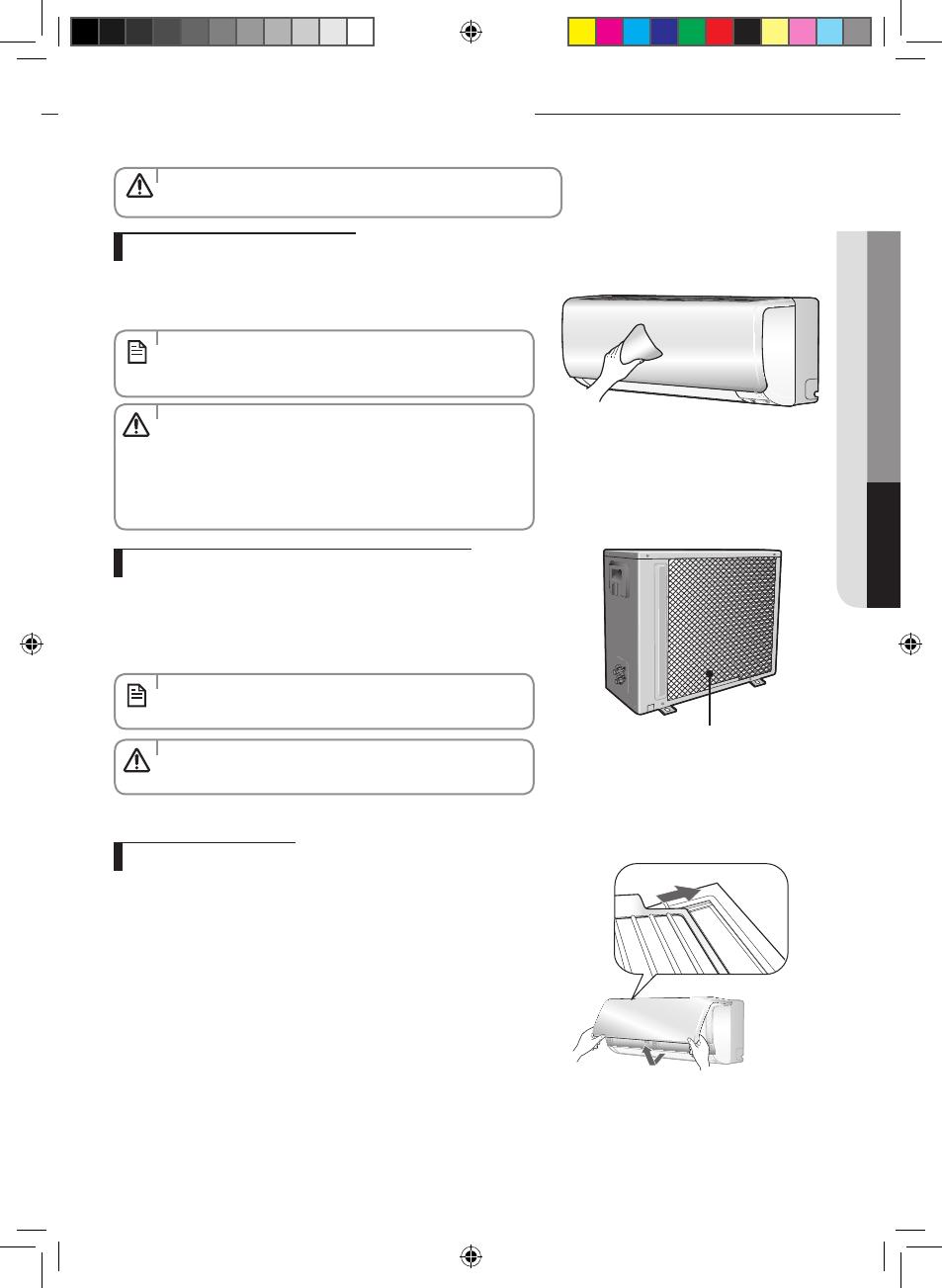 Кондиционер Samsung Aq12tsbn инструкция
