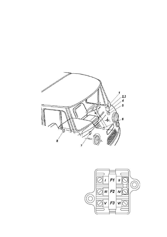 Предохранители уаз фермер инжектор