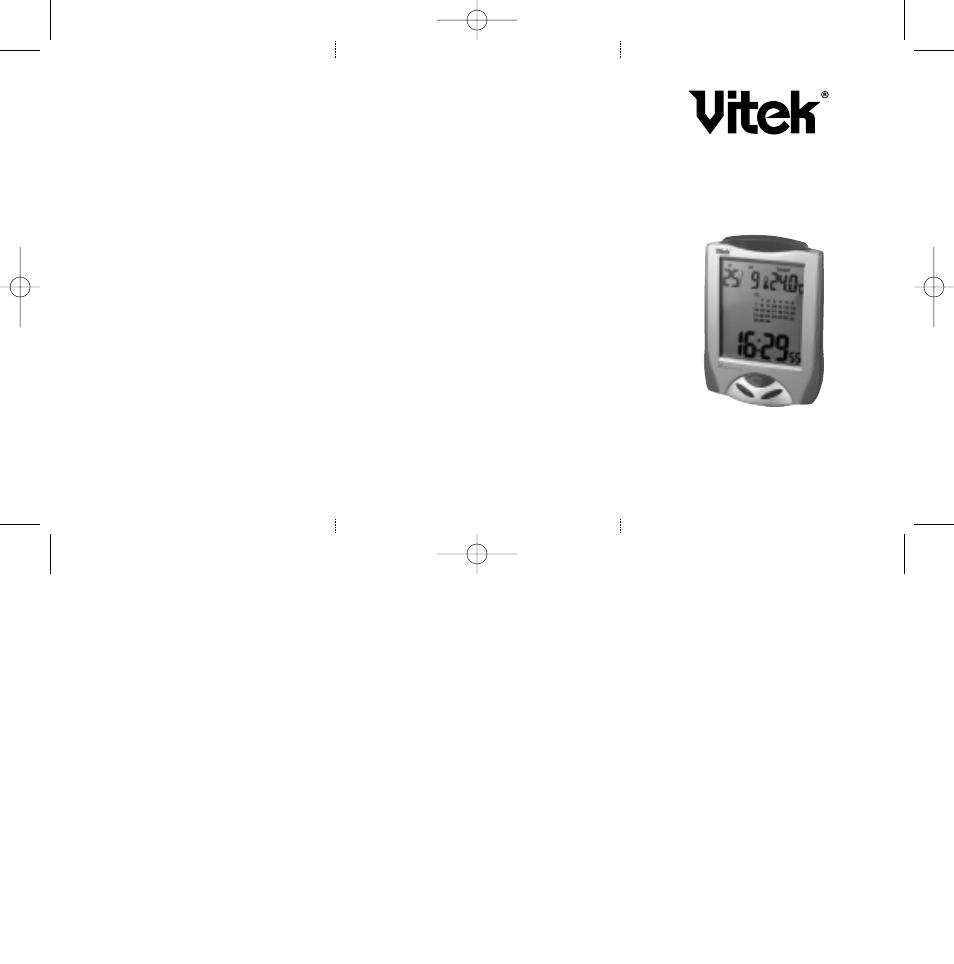 Витек Будильник Инструкция - фото 11