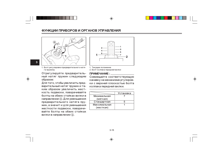 Yamaha fzs1000s fazer (2003) - инструкция (страница 52)