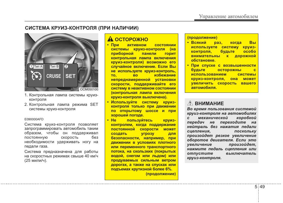 инструкции мануалы на авто