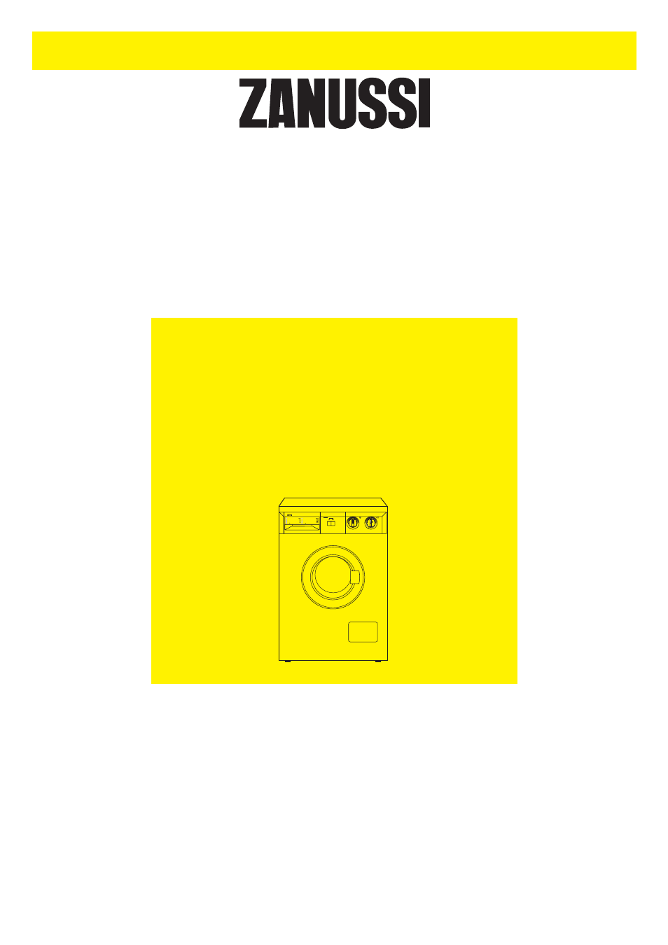 Zanussi Fls 802 инструкция - картинка 3
