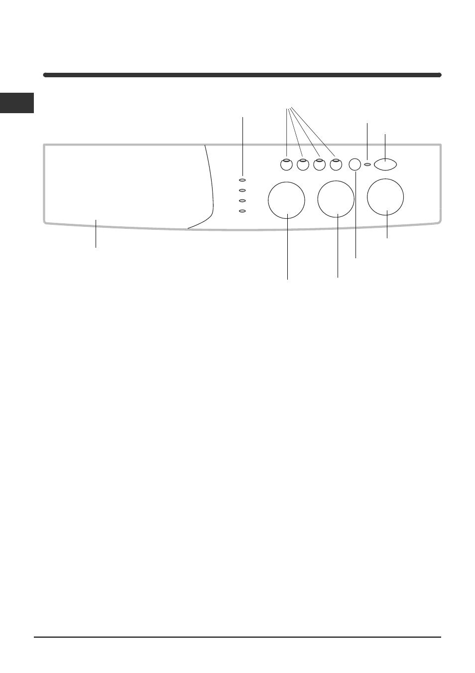 Инструкция к Стиральной Машине Индезит Wisl 105 - картинка 4