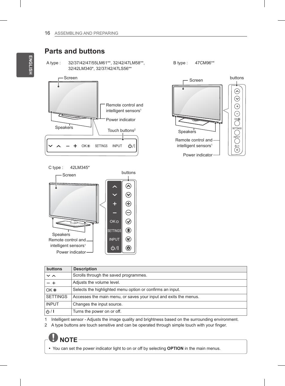Инструкция по эксплуатации lg 32lm3400