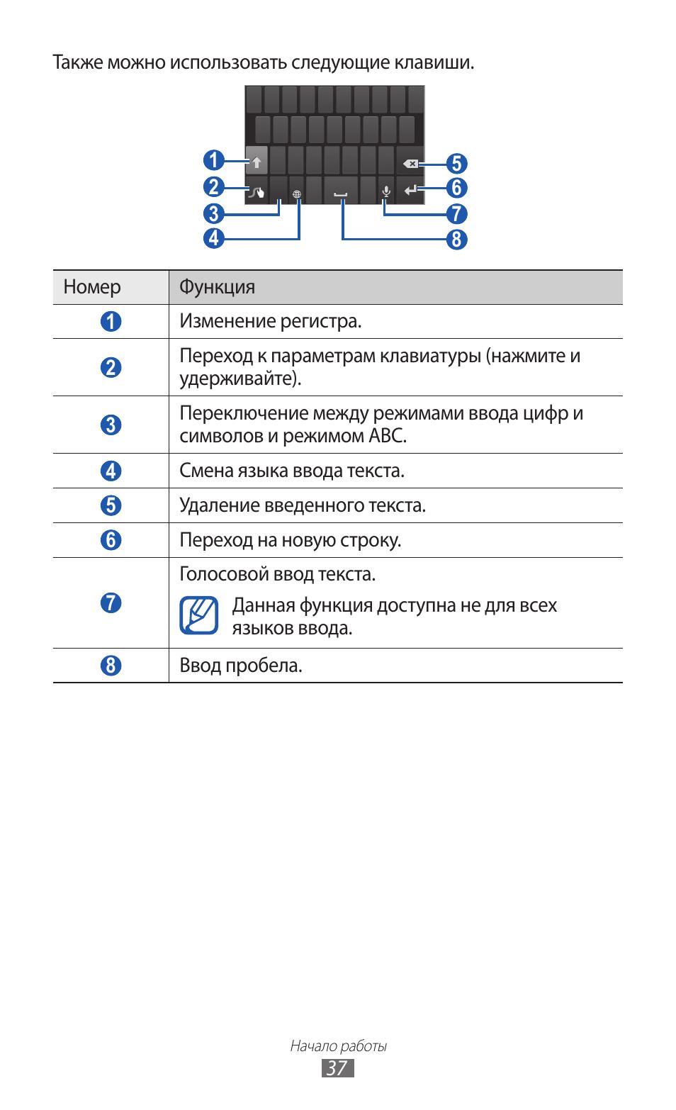 Инструкция по эксплуатации Samsung GT-I9070 Страница 37 / 170