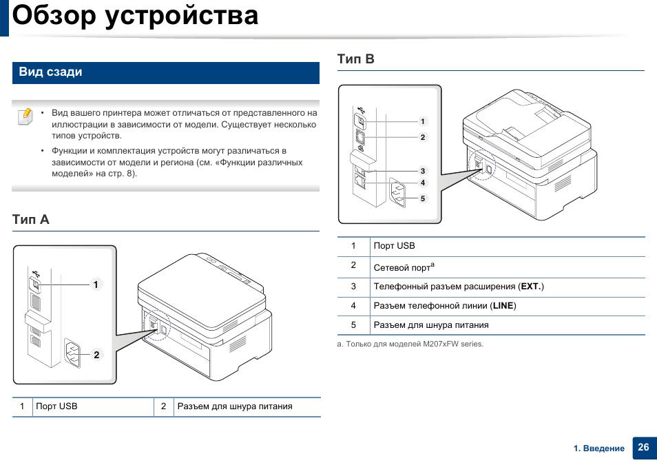 инструкция на самсунг м2070