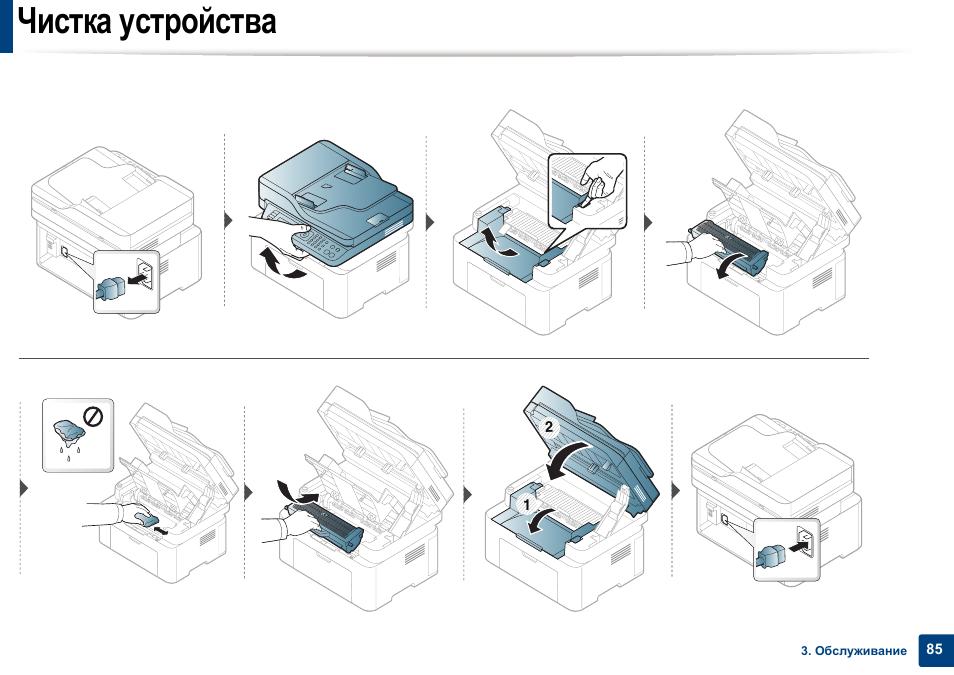 инструкция по эксплуатации принтера самсунг xpress м2020w