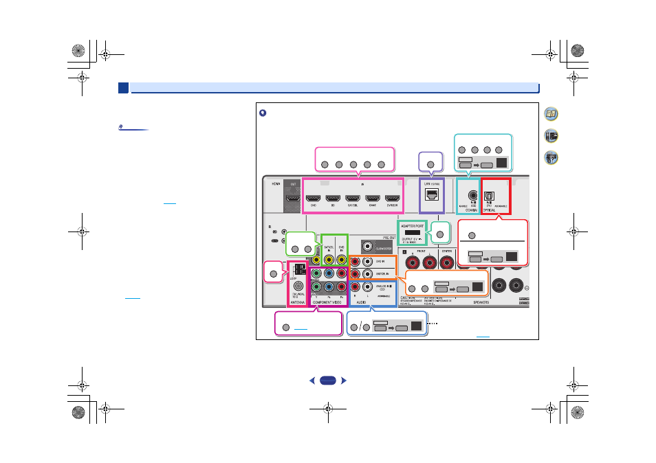 Pioneer Vsx 528-k инструкция - фото 9