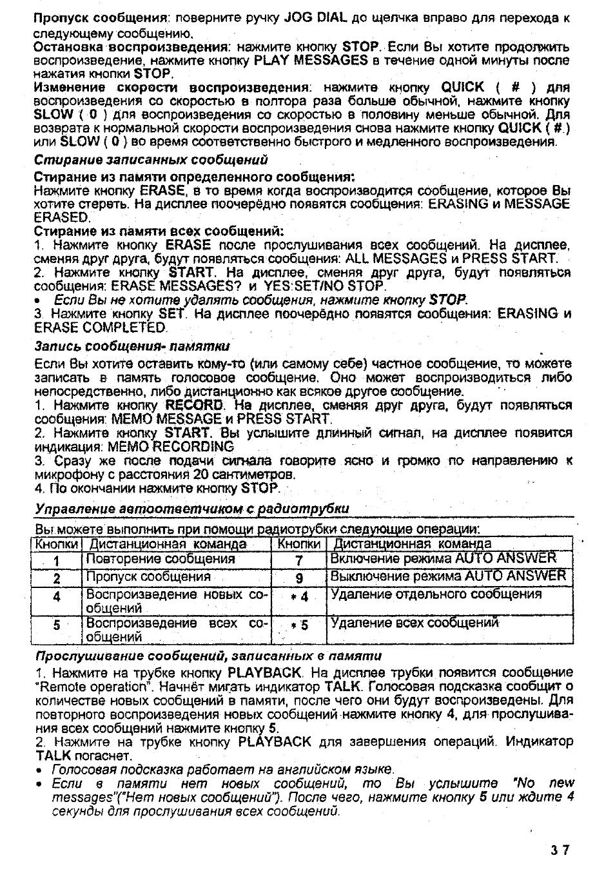 Инструкция panasonic kx fpc95