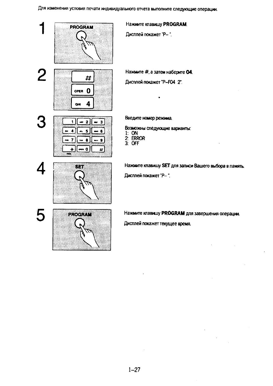 Инструкции panasonic kx f130bx