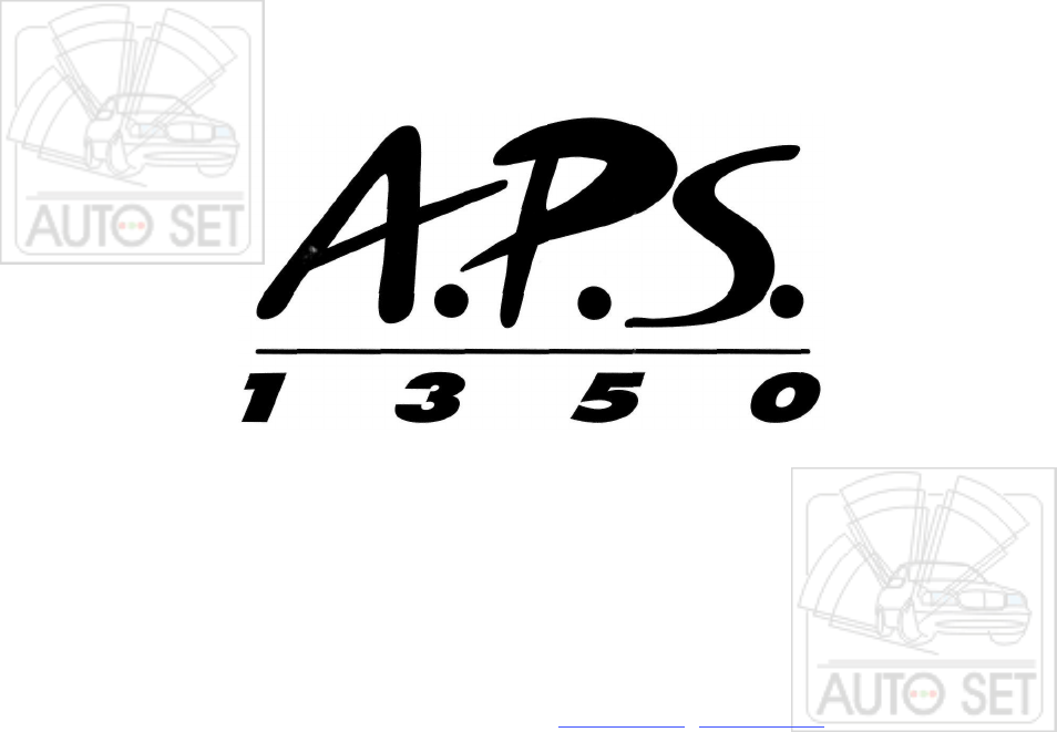 эксплуатации для APS 1350