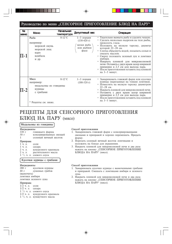 инструкция по эксплуатации шарп r-877h