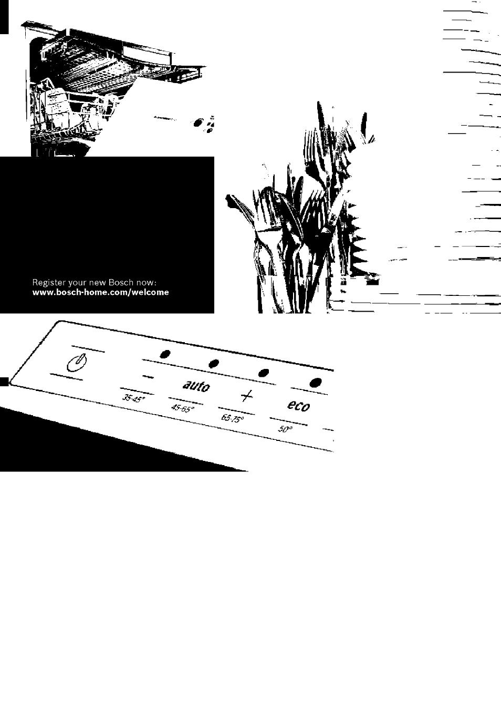 Bosch Smv47l10ru инструкция по Монтажу - картинка 2