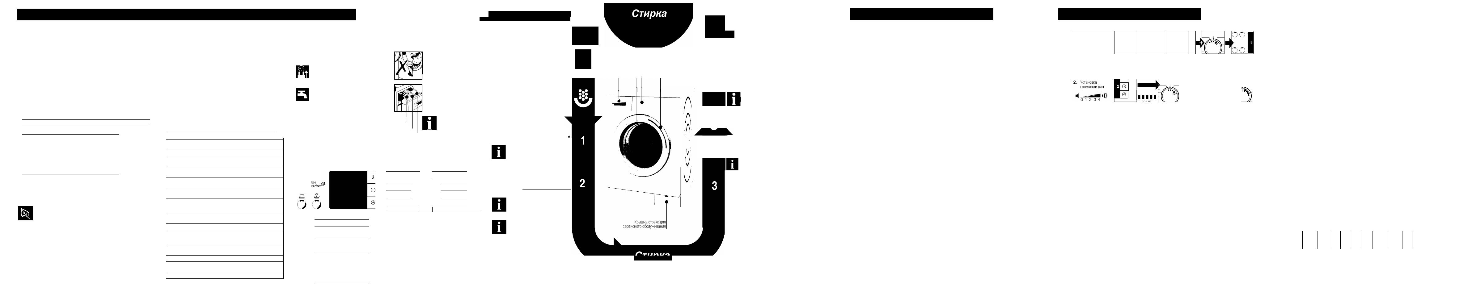 Bosch Logixx 7 Sensitive инструкция по эксплуатации - картинка 1