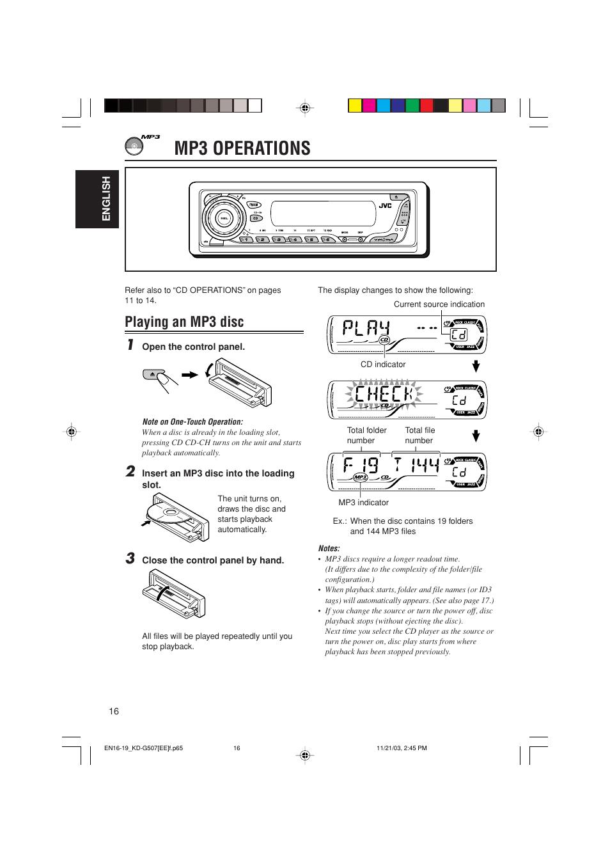 инструкции пользрвания автомагнитолы jvc kd-r5770