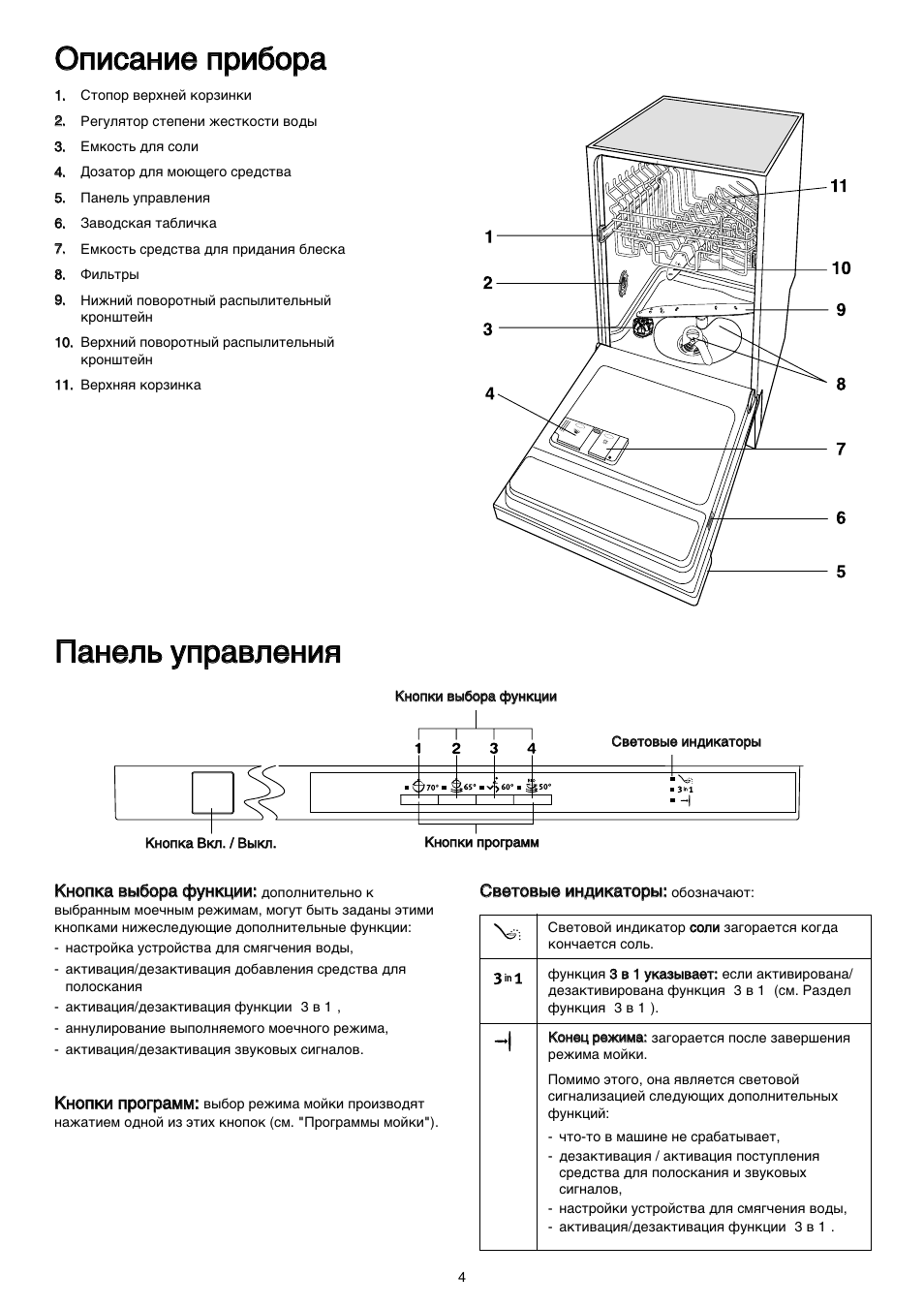 electrolux esl4120 инструкция