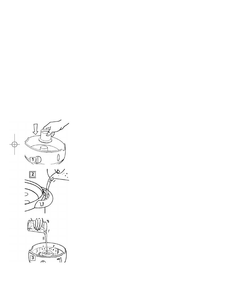 Пароварка Тефаль Steam Cuisine инструкция по применению