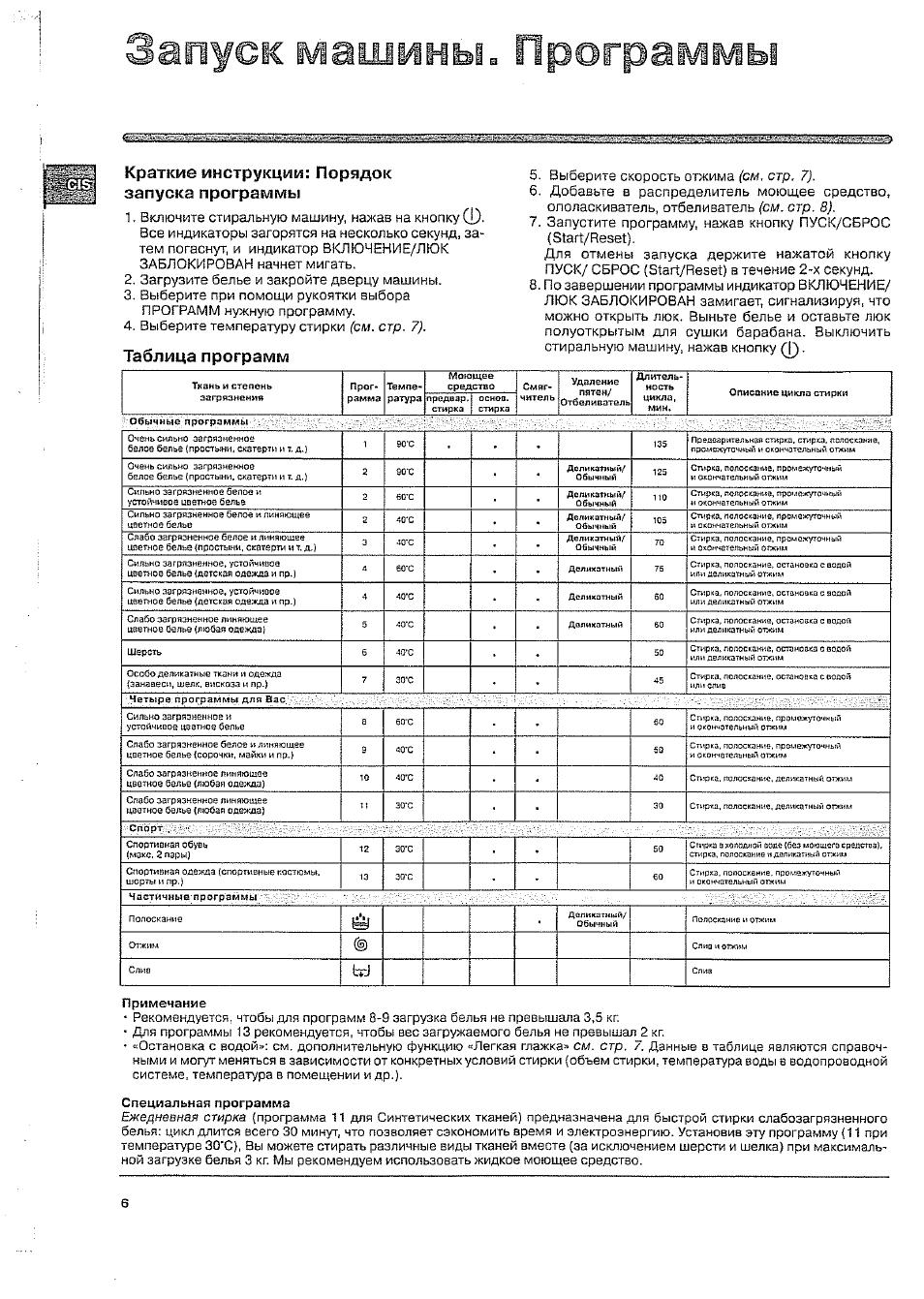 Инструкция на индезит wisl 83