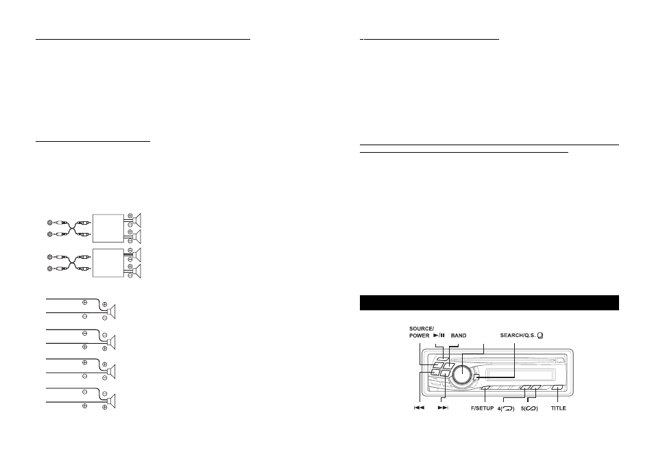 Инструкция alpine cda 9847r