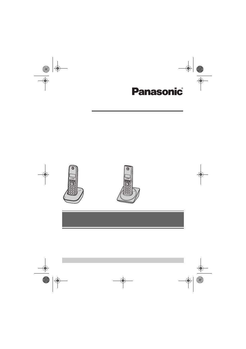 Телефон Panasonic Kx Tga161ru инструкция