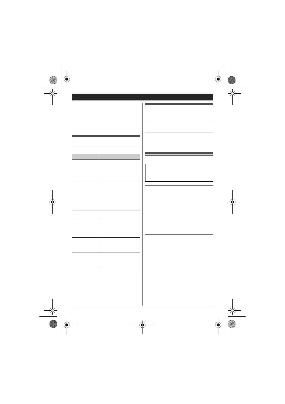 Телефон Panasonic Kx Tga161ru инструкция - картинка 3